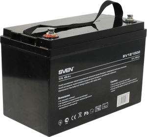 Sven Аккумулятор SVEN SV121000 (12V, 100Ah) для UPS