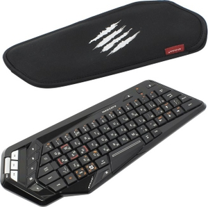 Mad Catz Клавиатура Mad Catz S.T.R.I.K.E.M Bluetooth Black