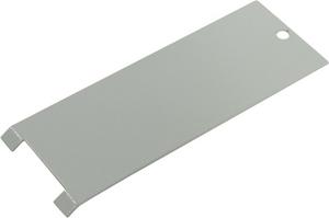 NT САР.BUS.01 G Панель-заглушка для вертикальных направляющих шкафа NT BUSINESS-800, серая