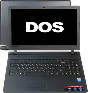 """Lenovo IdeaPad 100-15IBY 80MJ009TRK Cel N2840/2/250/WiFi/DOS/15.6""""/1.82 кг"""