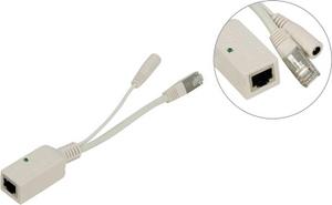 MikroTik RBGPOE инжектор Gigabit PoE (1UTP 10/100/1000Mbps, 9-48V)