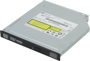 LG DVD RAM & DVD±R/RW & CDRW HLDS GTC0N SATA Black (OEM) для ноутбука