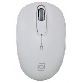OKLICK Wireless Optical Mouse 505MW White (RTL)USB 3btn+Roll 1018257