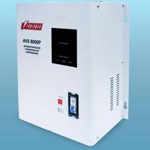 PowerMan Стабилизатор Powerman AVS 8000 P (вх.110-260 В, вых.220 В ± 8%, 8000ВА, клеммы для подключения)