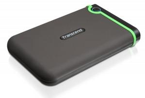"Transcend StoreJet 25M3 TS1TSJ25M3 USB3.0 Portable 2.5"" HDD 1Tb EXT (RTL)"