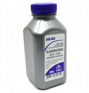 Samsung Тонер B&W STA-563 (Samsung SCX 4100/4216/5112/5312) 100гр