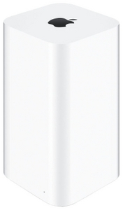 Apple AirPort Time Capsule A1470 ME182RU/A Wireless Router+HDD3Tb (3UTP10/100/1000Mbps, 1WAN, USB, 802.11ac)