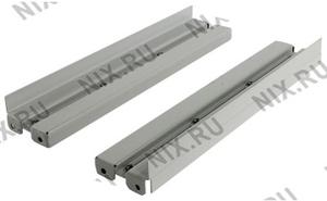 NT UNIRAILSST 480 G Направляющие универсальные 1U, серые, регулировка 450-570 мм, усиленные