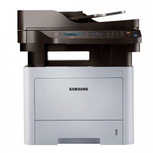 Samsung SL-M3870FD (A4, 38 стр/мин,256Mb, лазерное МФУ,факс,1200dpi, сетевой,USB2.0,двусторонняя печать,ADF)