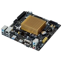 Asus J1800I-C (Celeron J1800 SoC onboard) (RTL) Dsub+HDMI GbLAN SATA Mini-ITX 2DDR-III SO-DIMM