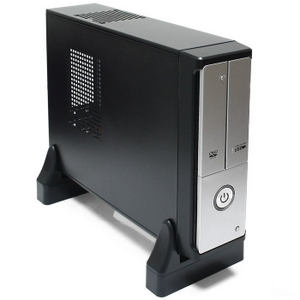 Exegate Minitower Exegate MI-206 Black Mini-ITX без БП