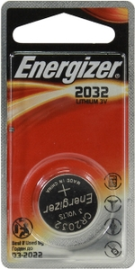 Energizer CR2032 (Li, 3V)