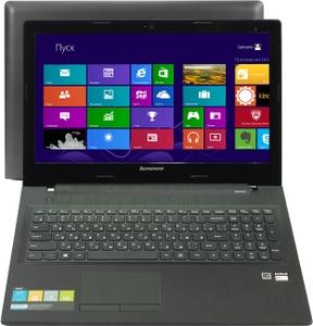 """Lenovo G50-45 80E301BQRK E1 6010/2/250/WiFi/Win8/15.6""""/2.1 кг"""