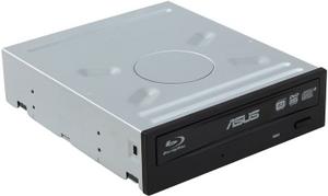 Asus BD-R/RE/XL &DVD RAM&DVD±R/RW&CDRW ASUS BW-16D1HT Black SATA