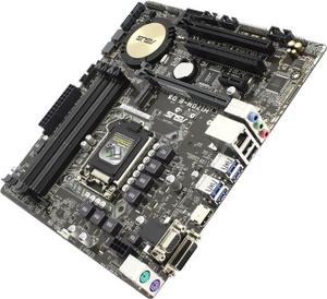 Asus H170M-E D3 (RTL) LGA1151 H170 2xPCI-E Dsub+DVI+HDMI GbLAN SATA RAID MicroATX 4DDR3