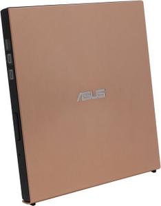 Asus DVD RAM & DVD±R/RW & CDRW ASUS SDRW-08U5S-U Pink USB2.0 EXT (RTL)