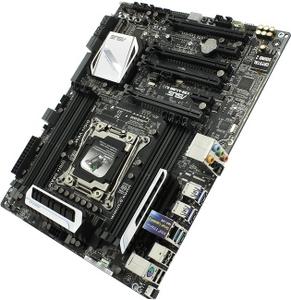 Asus X99-A/USB 3.1 (RTL) LGA2011-3 X99 4xPCI-E GbLAN SATA RAID ATX 8DDR4