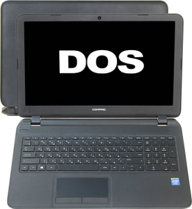 """Hewlett-Packard hp Compaq 15-f101ur M7W31EA#ACB Cel N2840/2/500/DVD-RW/WiFi/DOS/15.6""""/2.21 кг"""