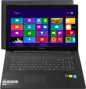 "Lenovo B70-80 80MR00Q0RK i3 4005U/4/1Tb/DVD-RW/920M/WiFi/BT/Win8/17.3""/2.86 кг"