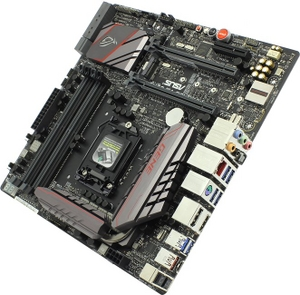 Asus MAXIMUS VIII GENE (RTL) LGA1151 Z170 2xPCI-E HDMI+DP GbLAN SATA MicroATX 4DDR4