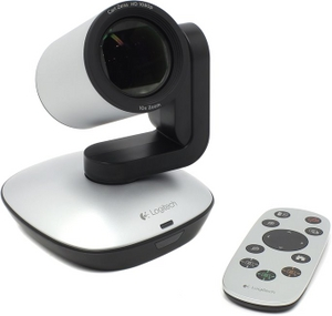 Logitech PTZ Pro Camera (USB2.0, 1920x1080, пульт ДУ) 960-001022