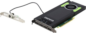PNY 8Gb PCI-E DDR-5 PNY VCQM4000-PB (RTL) 4xDP+SLI NVIDIA Quadro M4000
