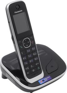 Panasonic KX-TGJ310RUB Black р/телефон (трубка с цв.ЖК диспл., DECT)