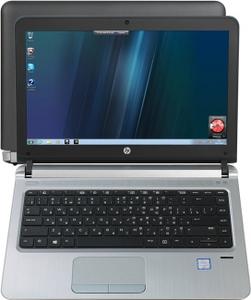 """Hewlett-Packard HP ProBook 430 G3 T6N66EA#ACB i7 6500U/8/256SSD/WiFi/BT/Win7Pro/13.3""""/1.48 кг"""
