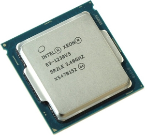 Intel Xeon E3-1230 V5 3.4 GHz/4core/1+8Mb/80W/8 GT/s LGA1151