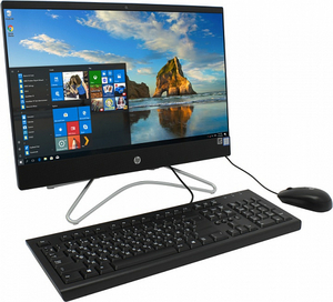 HP 200 G3 All-in-One 3VA69EA#ACB i3 8130U/8/256SSD/DVD-RW/WiFi/BT/Win10Pro/21.5