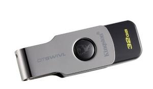 Kingston DataTraveler SWIVL 32Gb (DTSWIVL/32GB)