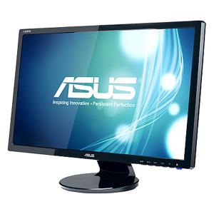 """Asus 24"""" Монитор ASUS VE248H BK (LCD, Wide, 1920x1080, + DVI, HDMI)"""