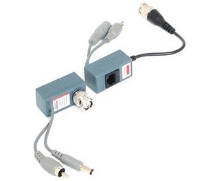 Переходник Orient NT-621A (приемн.+передатч. для передачи видеосигнала, звука и питания по витой паре)