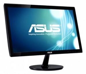 """Asus 19.5"""" Монитор ASUS VS207DE BK (LCD, Wide, 1600x900, D-Sub)"""