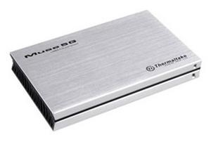"""ThermalTake ST0041Z Muse 5G 2.5"""" (внешний бокс для подключения 2.5"""" SATA HDD, USB3.0)"""