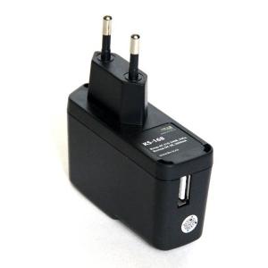 Зарядное уст-во KS-is Qich KS-168 microUSB/Samsung Tab от электр.сети (Вх. AC220V, Вых. DC5.0V, 2000mA)