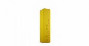 Аккумулятор Rombica NEO NP26 NP-00026YW Yellow (USB 1A, 2600mAh, Li-Ion)