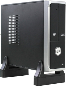 Exegate Minitower Exegate MI-205 Black Mini-ITX без БП