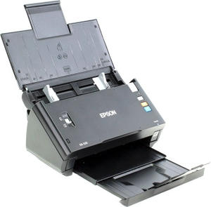 Epson WorkForce DS-520 (CIS, A4, 600dpi, USB2.0, DADF)