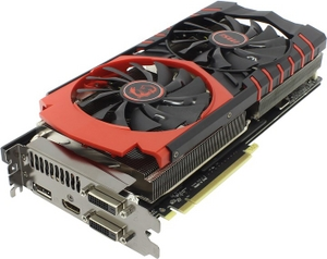 MSI 8Gb PCI-E DDR-5 MSI V308 R9 390 GAMING 8G (RTL) DualDVI+HDMI+DP RADEON R9 390