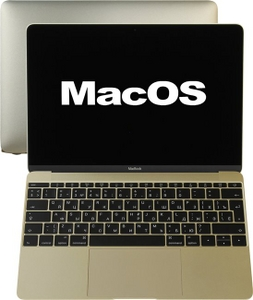 "Apple MacBook MK4M2RU/A Gold Core M/8/256SSD/WiFi/BT/MacOS/12""Retina/0.92 кг"