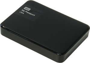 "Western Digital WD WDBNFV0020BBK-EEUE My Passport Ultra USB3.0 Drive 2TB Black 2.5"" EXT (RTL)"