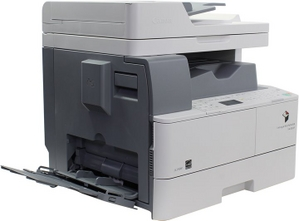 Canon iR 1435iF (A4, 512Mb, 35 стр/мин, лазерное МФУ, факс, LCD, двусторонняя печать, DADF, USB2.0, сетевой)