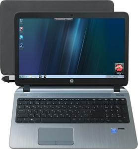 """Hewlett-Packard hp ProBook 450 G2 L8B84EA#ACB Pent 3805U/6/1Tb/DVD-RW/WiFi/BT/Win7Pro/15.6""""/2.25 кг"""