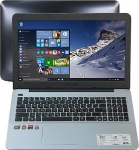 """Asus X555DG 90NB09A2-M00750 A10 8700P/8/1Tb/DVD-RW/R6M340DX/WiFi/BT/Win10/15.6""""/2.13 кг"""