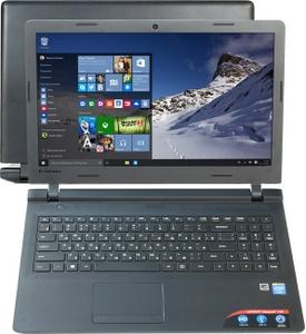 """Lenovo IdeaPad 100-15IBY 80MJ00DTRK Cel N2840/2/250/WiFi/BT/Win10/15.6""""/1.81 кг"""