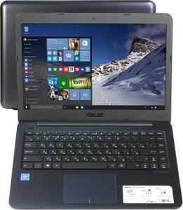 "Asus E402SA 90NB0B63-M00780 Cel N3050/2/32SSD/WiFi/BT/Win10/14""/1.52 кг"