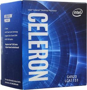 Intel Celeron G4920 / 3.2GHz