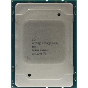 CPU Intel Xeon Gold 5115 2.4 GHz / LGA3647