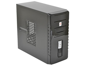 Компьютер Профи Plus Intel Core i3-6100 3.7GHz / 4Gb / 1000Gb / 2Gb GeForce GT730 / CR / Wi-Fi / DVD±RW / microATX 500W
